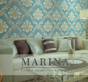 วอลเปเปอร์ลายหลุยส์ MARINA
