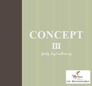 วอลเปเปอร์ติดผนัง Concept3